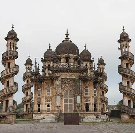 jama-masjid-sketch-ahmedabad