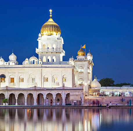 Gurdwara-Bangla-Sahib-is-the-most-prominent-Sikh-gurdwara