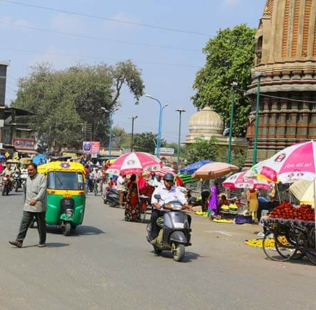 Indore-market