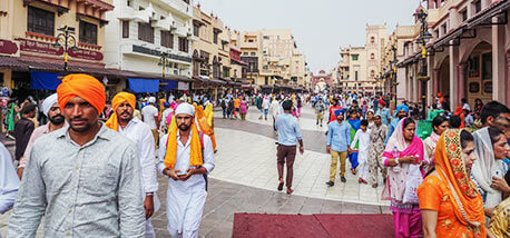 architecture-and-everyday-life-in-Amritsar