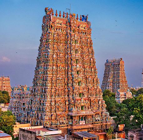 Hindu-meenakshi-amman-temple